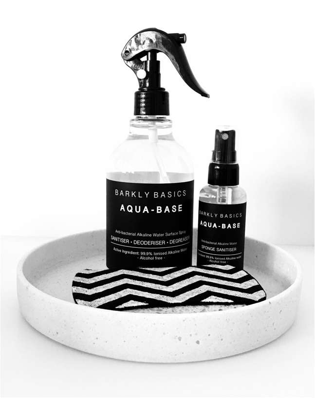 Barkly Basics Aqua-Base Surface Spray