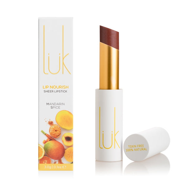 Lip Nourish Mandarin Spice 3g box