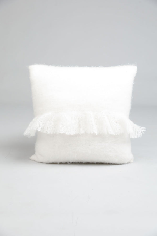 Lake House Cushion White