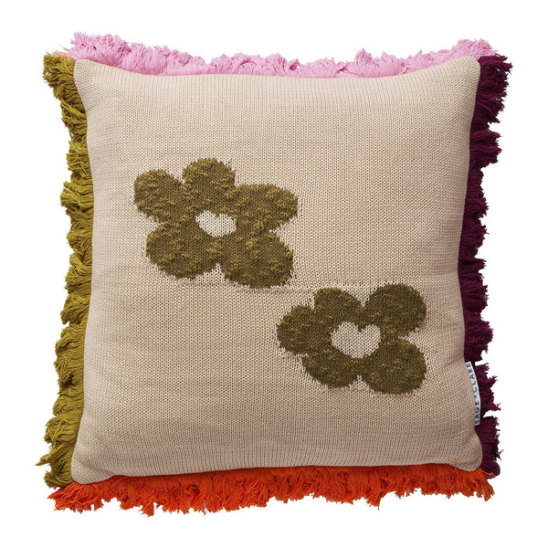 Hazel Flower Cushion