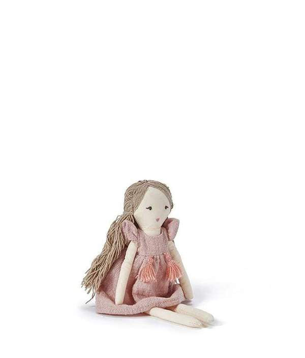 Baby Daisy Doll-Pink
