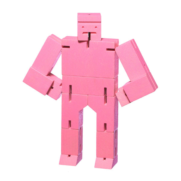 Cubebot Small Pink