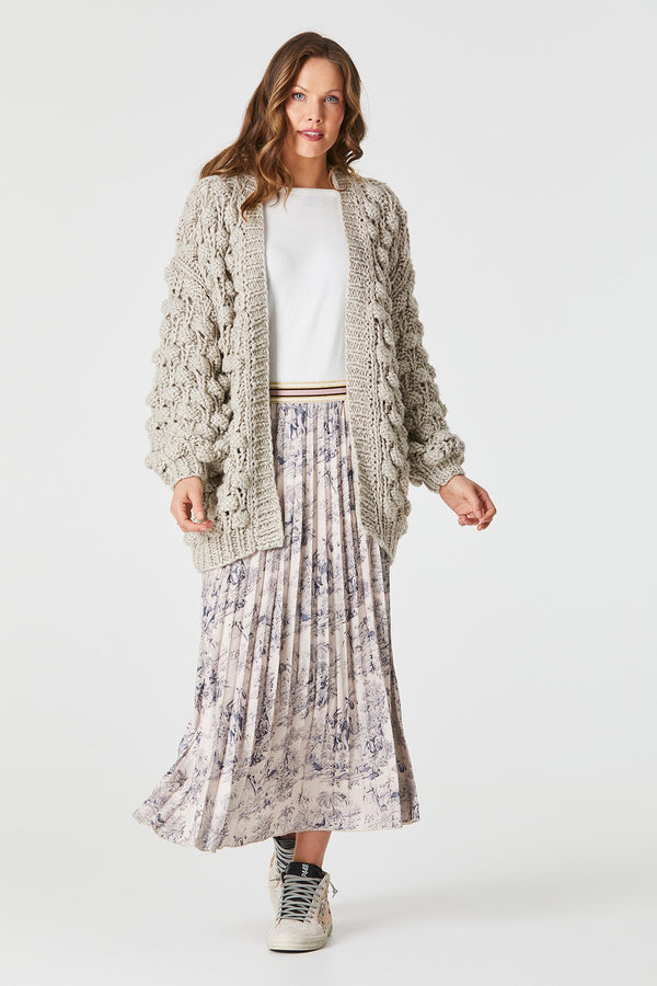 Zigi Stardust Skirt Stretch Cream