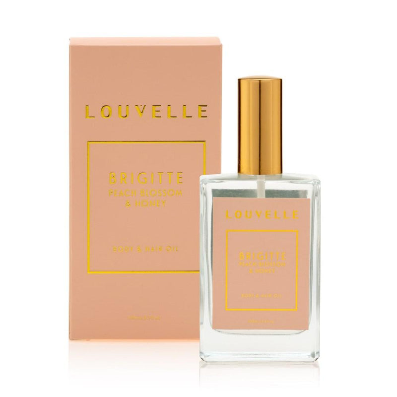 Louvelle Brigitte Body Hair Oil