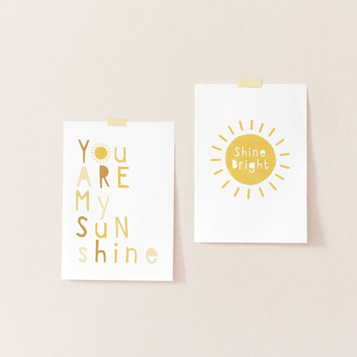 Sunshine Print Bundle