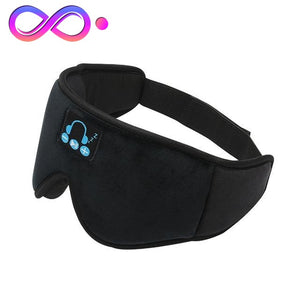 BiT - Sleep Eye Mask Wireless Headphone -  Bluetooth v5.0