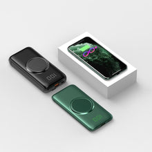 Load image into Gallery viewer, BiT - Wireless Power Bank - iPhone/Type C/Micro USB