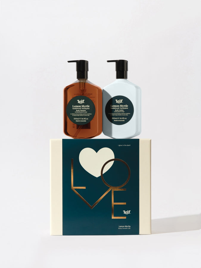 Limited Edition LOVE Body Double – Lemon Myrtle