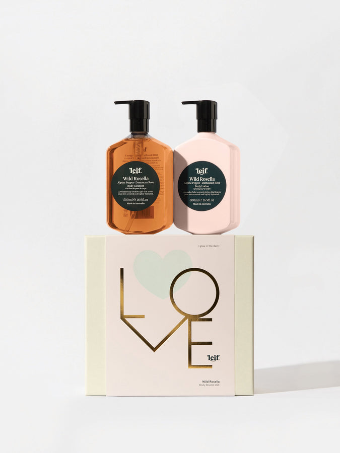Limited Edition LOVE Body Double – Wild Rosella