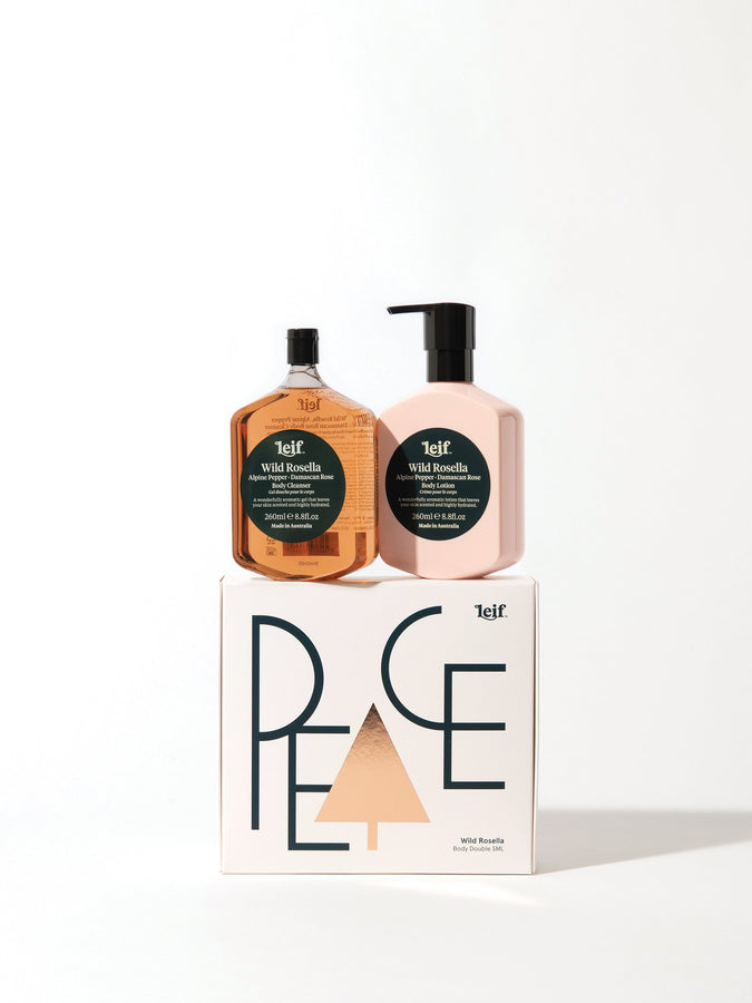 Limited Edition Christmas 'Peace' Body Double – Wild Rosella