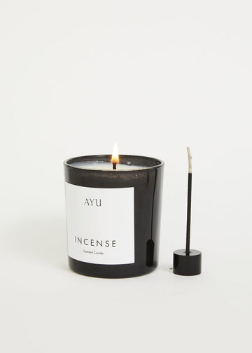AYU Incense Candle
