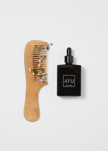 AYU Ceremony Hair Oil