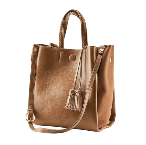 Sancia The Viala Tote Almond // PREORDER
