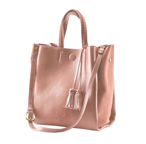 Sancia The Viala Tote Canyon Rose // PREORDER