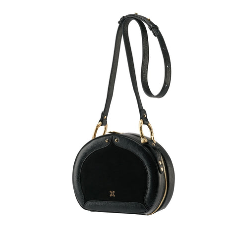 Sancia Sistelo Cross Body Black // PREORDER