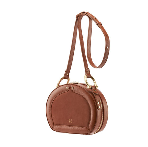 Sancia Sistelo Cross Body Brandy