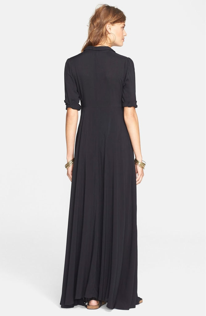 Free People After The Storm Maxi - Call Me The Breeze