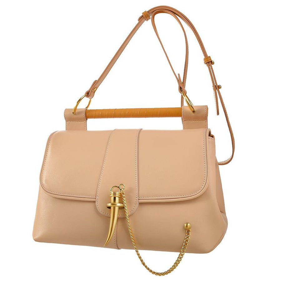 Sancia Matu Satchel Blush