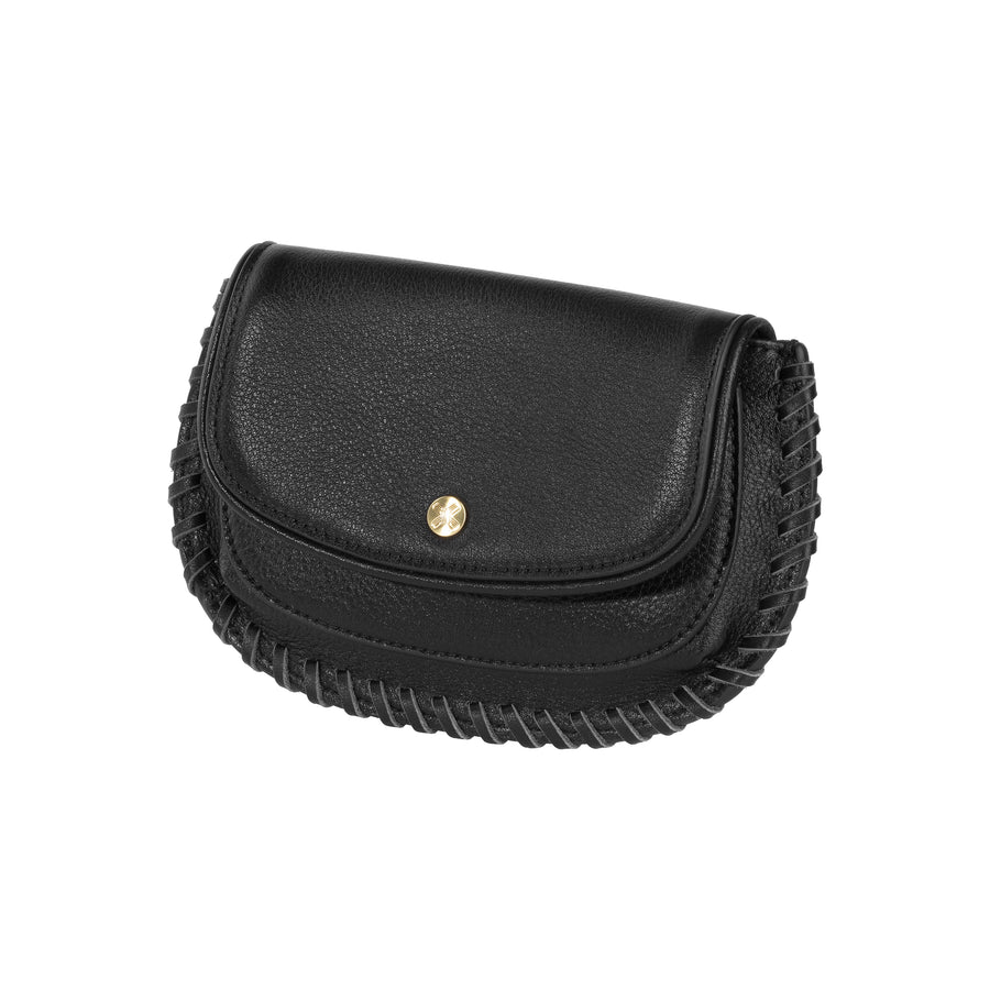 Sancia The Brigitte Belt Bag Black