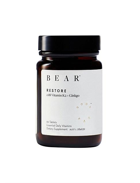 Bear Essential Daily Vitamins Restore