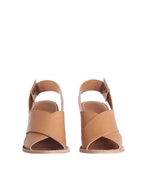Zimmermann Urban Heel Tan // PREORDER - Call Me The Breeze - 3