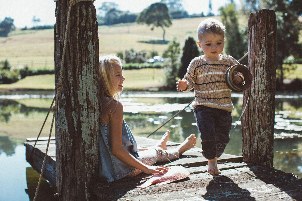 Children of the Tribe Eco Warrior Knit
