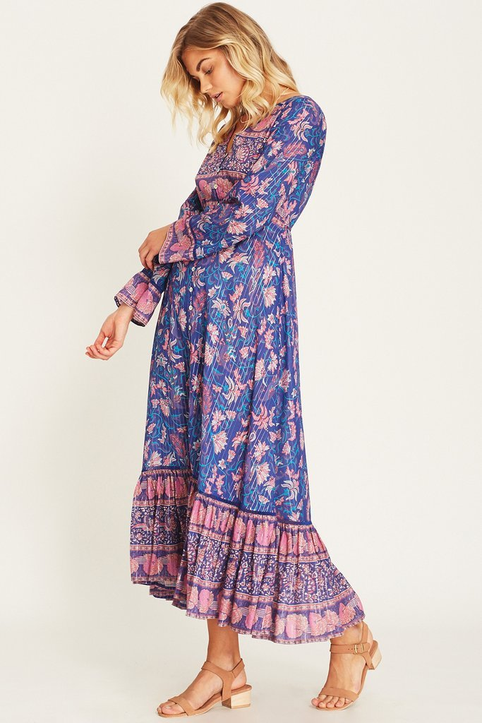 Arnhem Aphrodite Maxi Dress Midnight