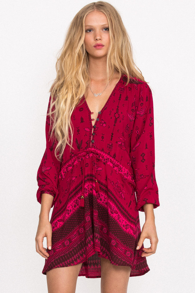 Spell Phoenix Playdress Magenta - Call Me The Breeze - 3