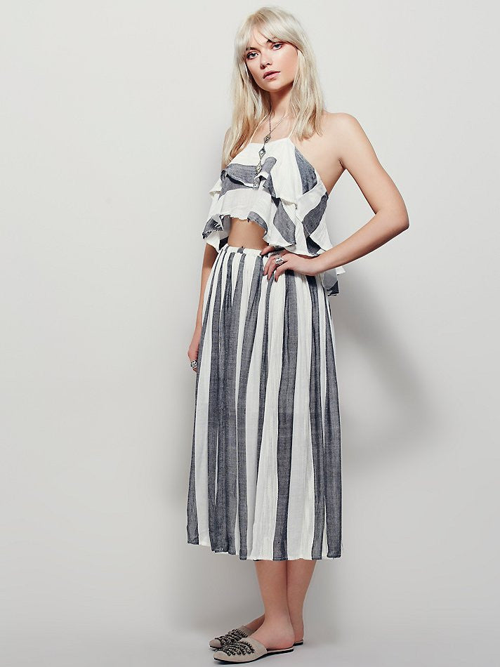 Free People Lily Stripe Set - Call Me The Breeze - 4