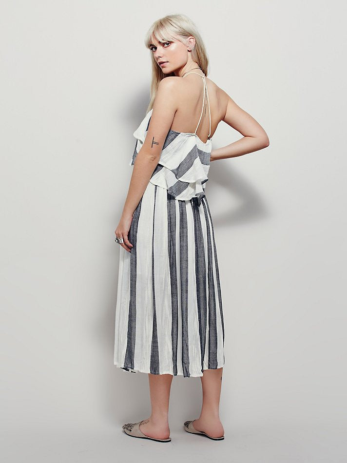 Free People Lily Stripe Set - Call Me The Breeze - 5