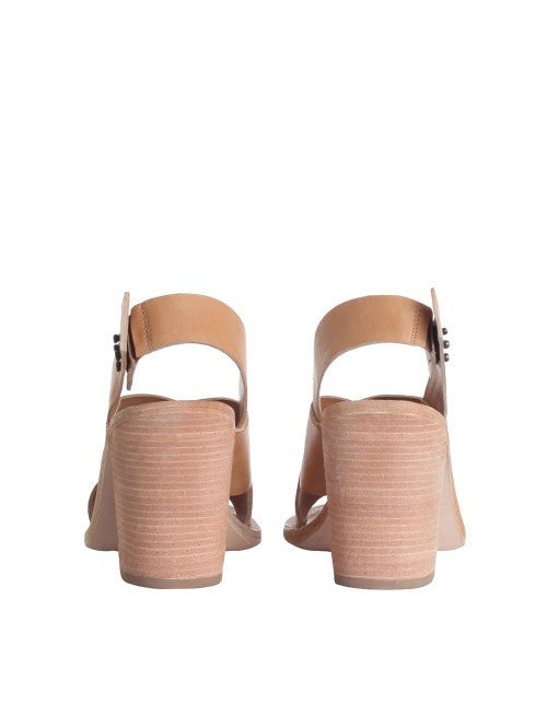 Zimmermann Urban Heel Tan // PREORDER - Call Me The Breeze - 4
