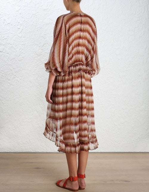 Zimmermann Chroma Drawn Dress - Call Me The Breeze - 4