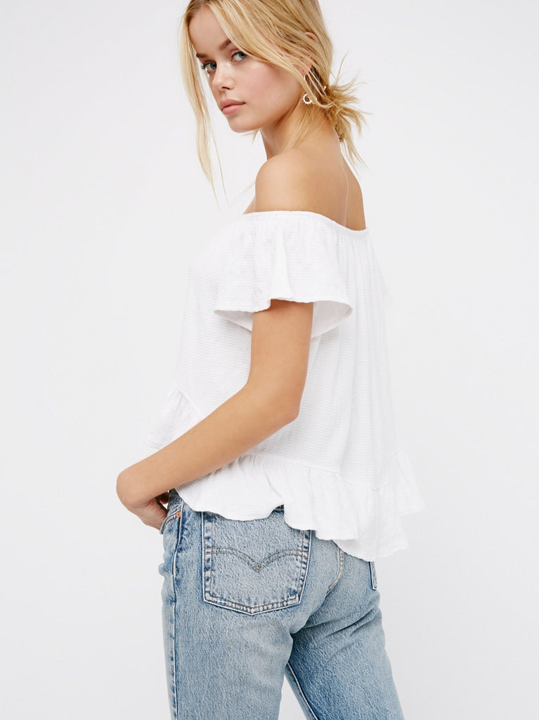 Free People Mint Julep Tee - Call Me The Breeze - 2