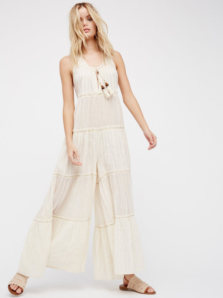 Free People Beach Bum Jumpsuit