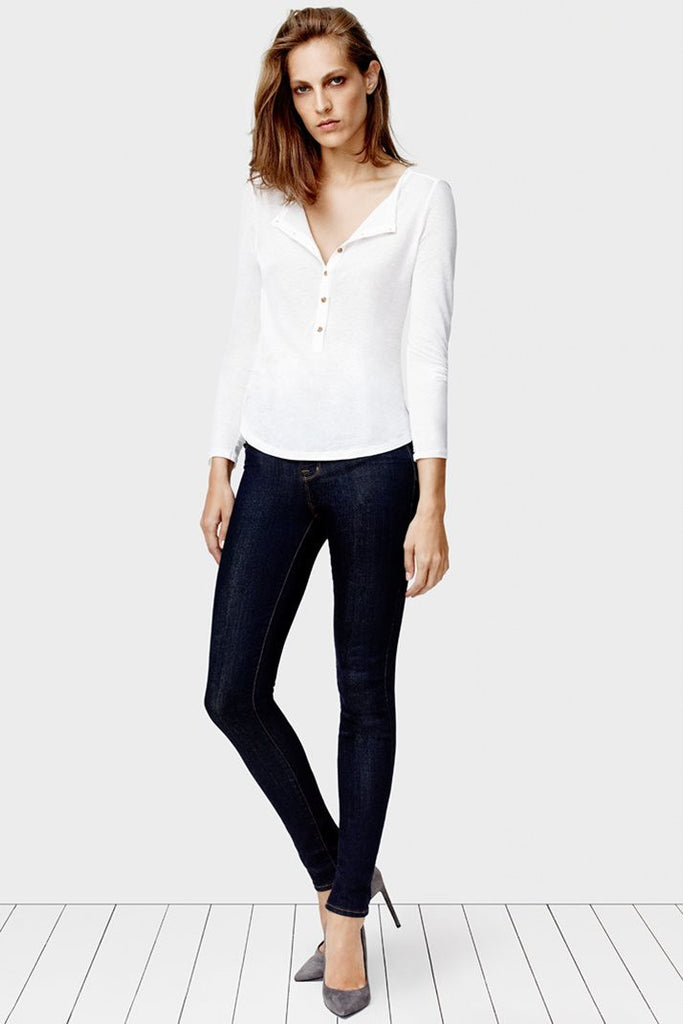 J Brand Maria High Rise Skinny After Dark - Call Me The Breeze