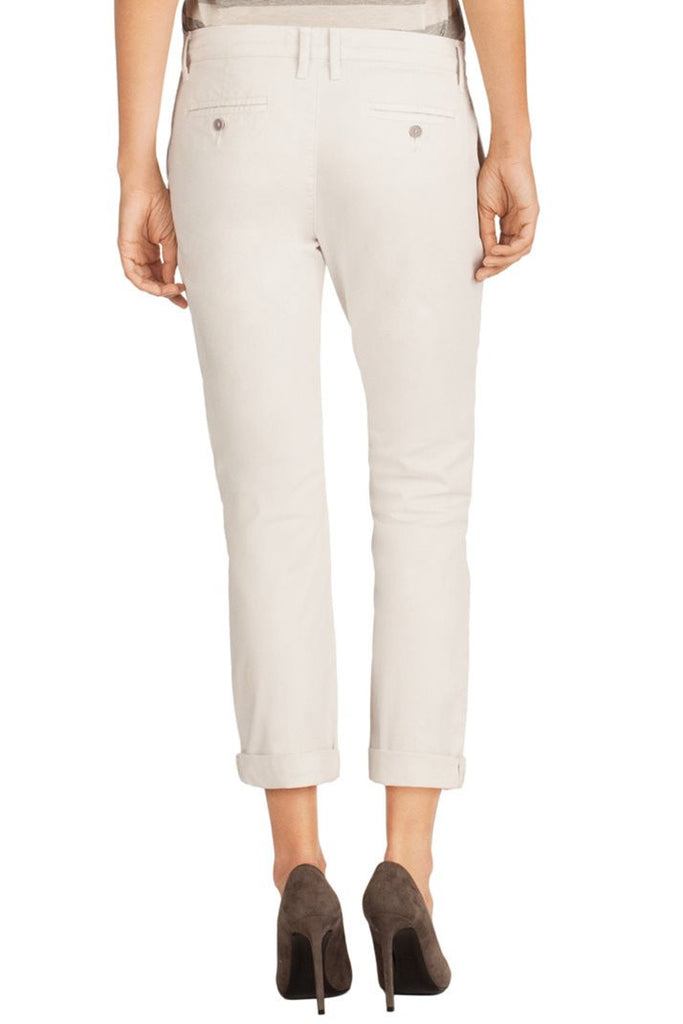 J Brand Alex Pant in Linen - Call Me The Breeze