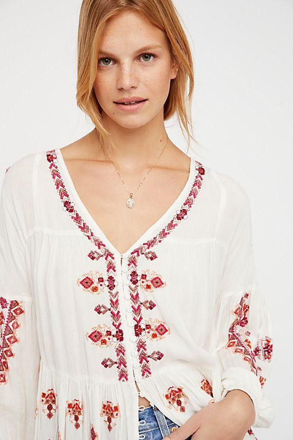 dcdec8c7bed Free People Arianna Tunic – Call Me The Breeze