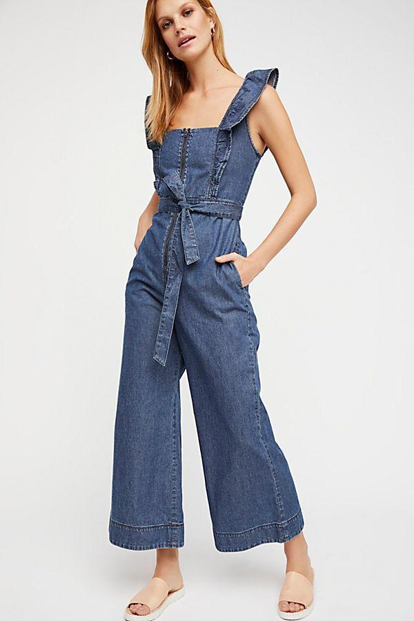4ab13ba0fa78 Previous. Free People Sun Valley Jumpsuit Dark Indigo. Free People Sun  Valley Jumpsuit Dark Indigo. Free People Sun Valley Jumpsuit Dark Indigo