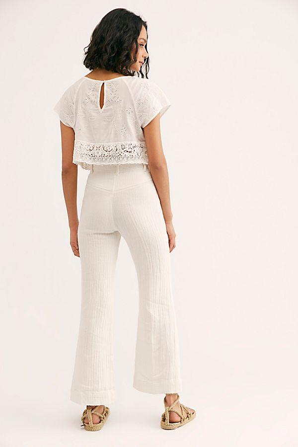 Free People Boca Bell Pants