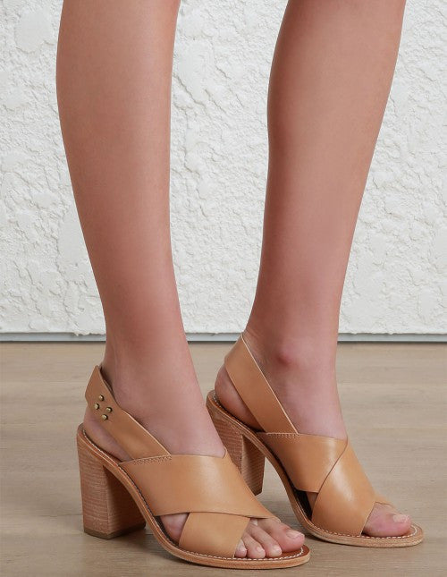 Zimmermann Urban Heel Tan // PREORDER - Call Me The Breeze - 5