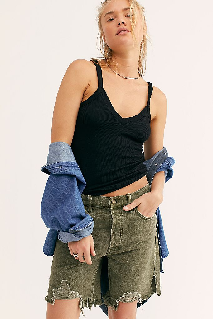Free People Sequoia Short Pine