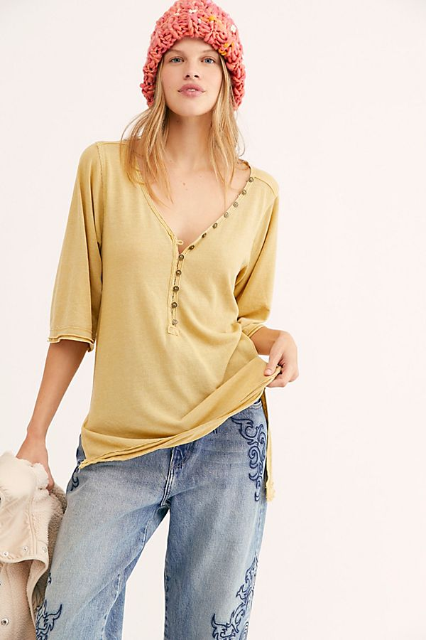 Free People Morgan Henley Moss