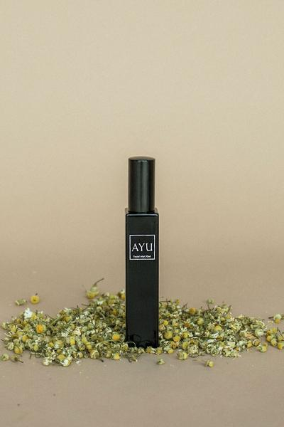 AYU Chamomile, Lavender and Rose Geranium Facial Mist