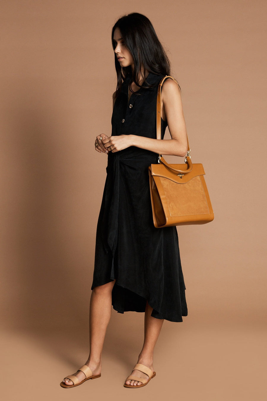 Sancia Alora Dress Black