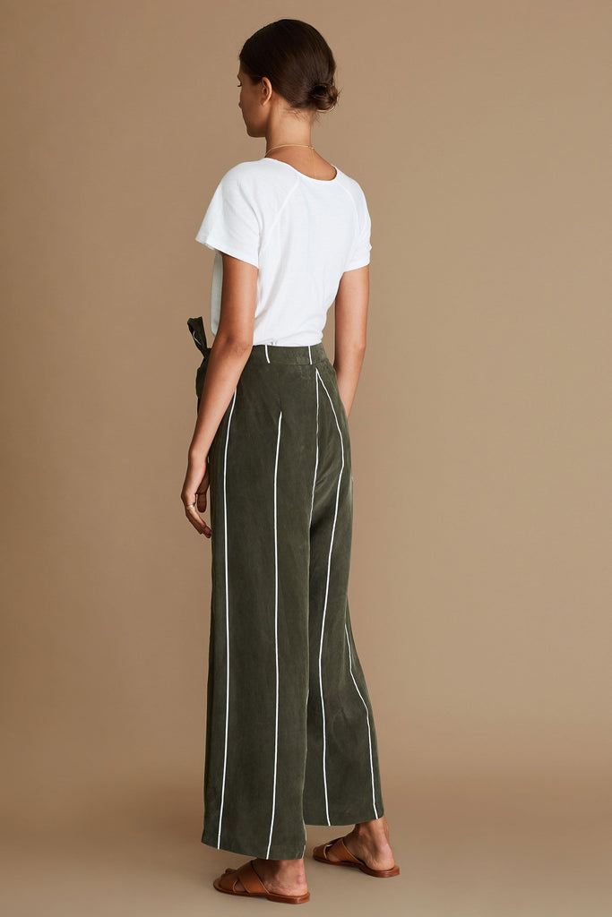 Sancia Farrah Pants Penny Stripe