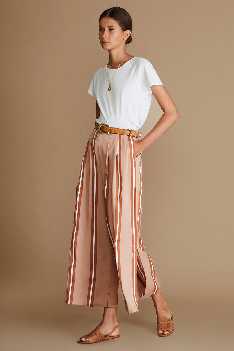 Sancia Solaina Pants Hana Stripe