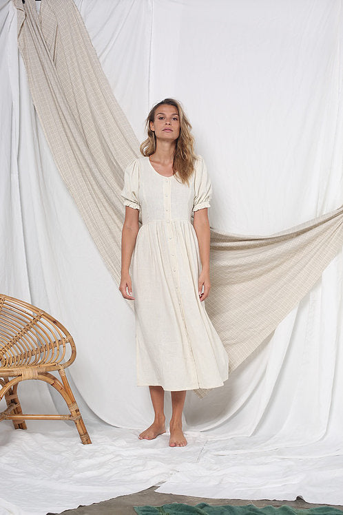 Opia Manon Maxi Off White
