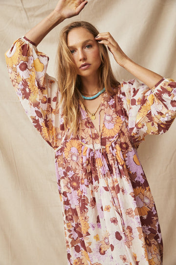 Kinga Csilla Andy Marrakech Dress Sunflower