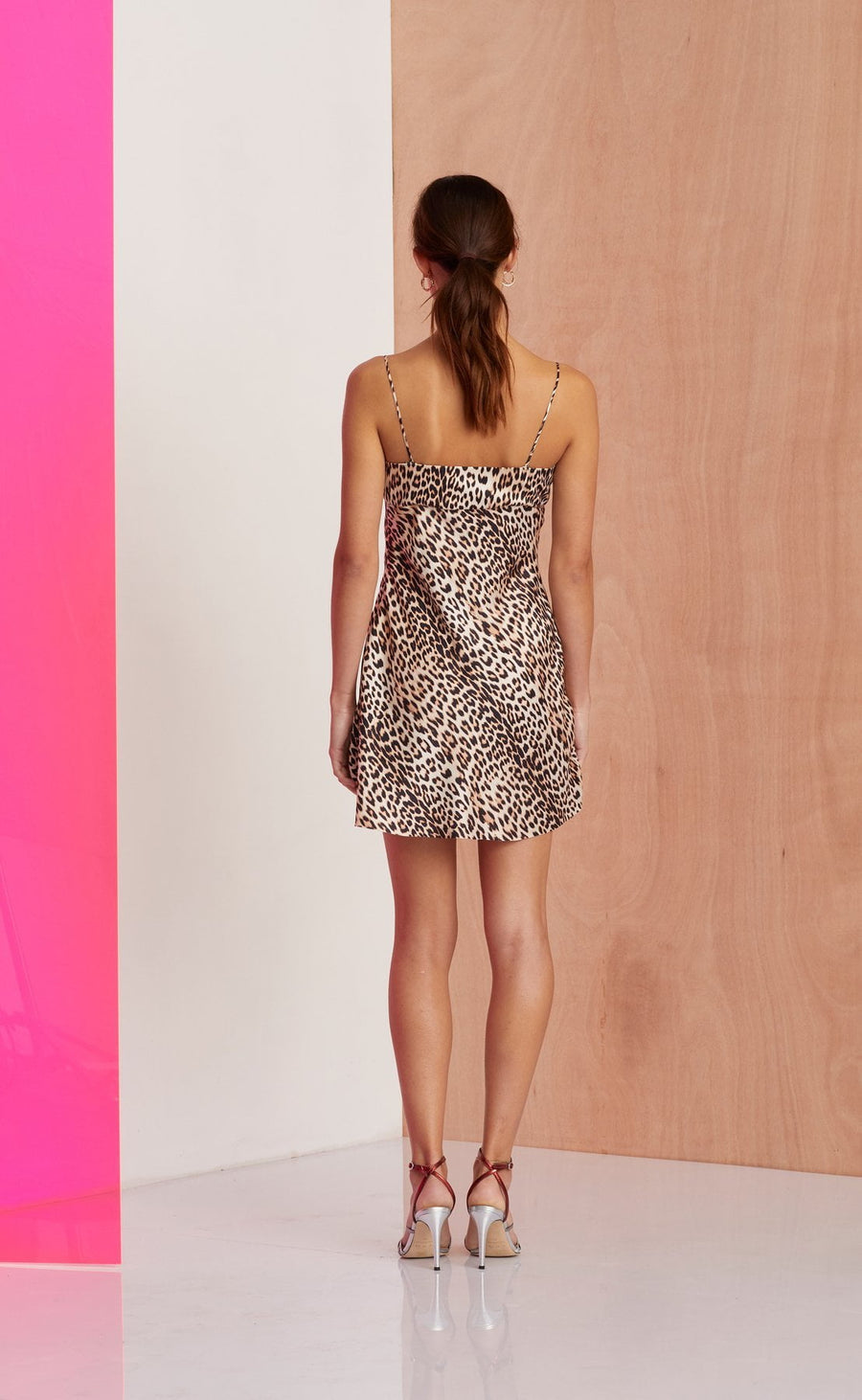 Bec and Bridge Feline Mini Dress