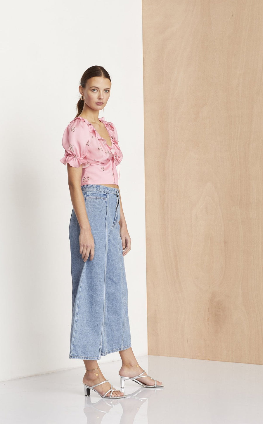 Bec and Bridge Blue Jean Baby Culotte